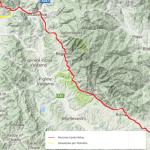 4 Cassia vetus fra Arezzo e Firenze